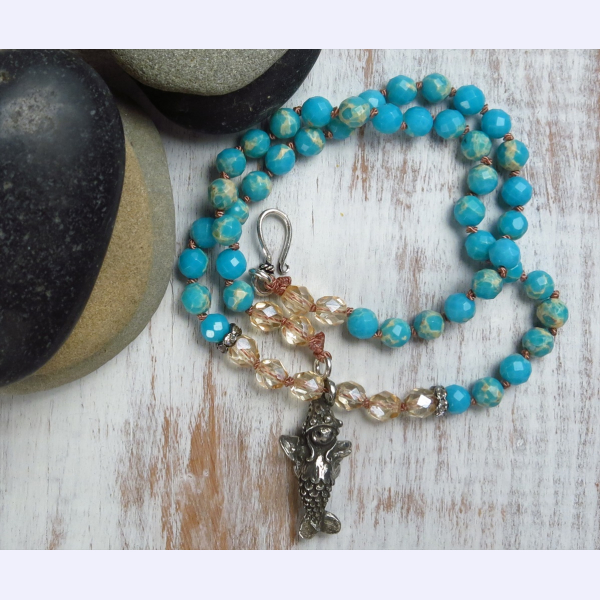 Handmade boho jewelry