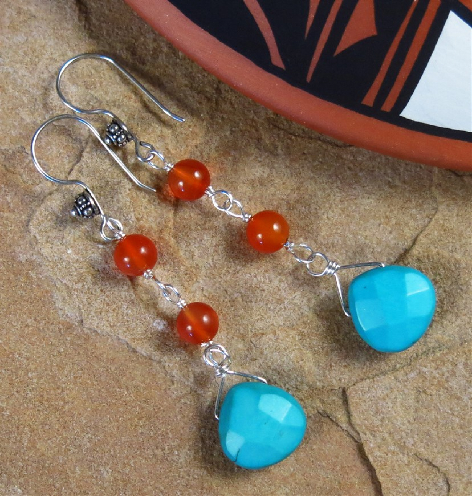 earrings naltchayan carnelian rare vahe products soldier yellow gold intaglio
